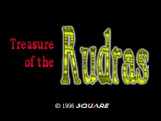 Screenshot Thumbnail / Media File 1 for Rudra no Hihou (Japan) [En by Aeon Genesis v2.0] (~Treasure of the Rudras)